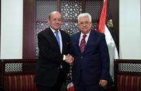 """عباس يطلع وزيري خارجية ألمانيا وفرنسا على """"مأزق المفاوضات"""""""
