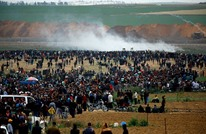 """واشنطن """"حزينة"""" لسقوط قتلى على الحدود مع غزة"""
