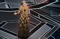 """سرقة """"أوسكار"""" الممثلة ماكدورماند بعد تسلمها الجائزة"""
