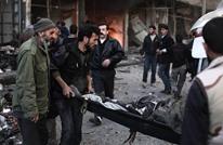 حصيلة مجازر الغوطة تتجاوز 800 ومجلس الأمن يجتمع مجددا