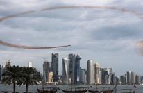 طائرة عسكرية إماراتية تخترق مجال قطر الجوي للمرة الثالثة