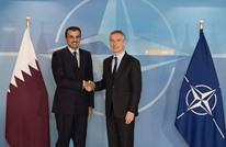 أمير قطر يوقع مذكرات تفاهم مع الناتو ودول أوروبية