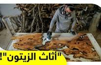 حولوا أشجار الزيتون إلى أثاث.. مشروع تركي يلاقي نجاحا كبيرا