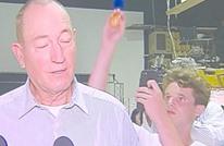 """""""صبي البيضة"""" يقدم تبرعات وصلت إليه لضحايا مجزرة نيوزيلندا"""