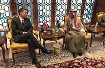 وزير خارجية بريطانيا يبحث في السعودية ملف حقوق الإنسان