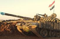 قوات النظام السوري تتقدم باتجاه مدينة معرة النعمان