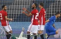 منتخب مصر يخسر أمام نيجيريا بهدف تاريخي (شاهد)