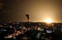 قوات الاحتلال تقصف مواقع للمقاومة الفلسطينية في غزة