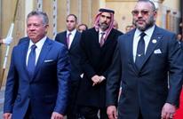عاهلا الأردن والمغرب: القدس أولوية قصوى والجولان محتلة