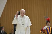 بعد إثارته صدمة كبيرة.. البابا يعتذر عن ضرب يد امرأة (شاهد)