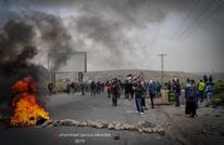 """مواجهات مع الاحتلال وإصابات بمسيرات """"الأرض"""" بالضفة (صور)"""