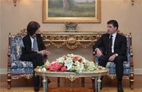 بارزاني: مستعدون لحل المشاكل مع بغداد على هذه الأسس