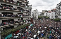 هتافات حماسية لفلسطين من قلب احتجاجات الجزائر (شاهد)