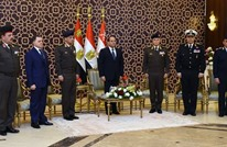ما دلالات اجتماع السيسي الأمني بقيادات الجيش والشرطة؟