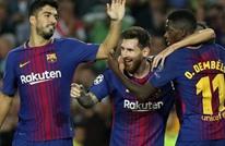 برشلونة يواصل تحقيق الانتصارات في الدوري (شاهد)