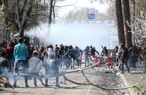 تواصل العنف اليوناني ضد اللاجئين على حدود تركيا (شاهد)