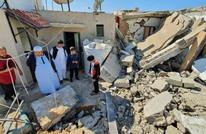 مقتل إمرأة وجرح أسرتها في تجدد قصف حفتر لطرابلس