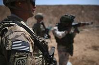 هجوم صاروخي على قاعدة عسكرية تضم أمريكيين قرب بغداد