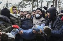 شاهد ماذا فعل اليونانيون بالمهاجرين عبر البحر (فيديو)