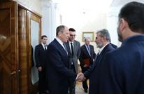 إسرائيل تحتج على اجتماع لافروف مع النخّالة