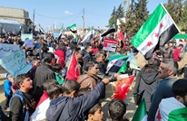 سوريون في إدلب: لأول مرة نرى مقاتلات بالجو ولا نخشاها (شاهد)