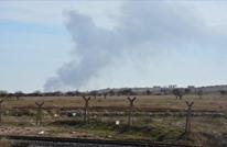 إصابات باستهداف صواريخ عدة لقاعدة التاجي بالعراق