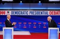 مناظرة ساندرز وبايدن: ترامب وكورونا والنساء والمال السياسي