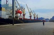 إجراءات التحالف بميناء عدن تكبد تجار اليمن خسائر كبيرة