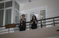 """حملة """"للتصفيق"""" بتركيا دعما للجهود الطبية بسبب كورونا (شاهد)"""