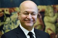 """الرئيس العراقي يدعو لضبط """"السلاح المنفلت"""" في البلاد"""