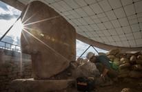اكتشاف لوحة حجرية بتركيا تحمل كتابات لمملكة قديمة (صورة)