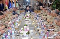 الجيش المصري يجهز مستشفى عسكريا للحجر الصحي (وثيقة)