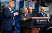 خبير الأوبئة بالبيت الأبيض: لا أستطيع منع تصريحات ترامب