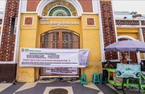 وجبات مجانية للمحتاجين بإندونيسيا لتحجيم آثار كورونا