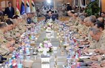 السيسي يدعو الجيش للاستعداد لتنفيذ أية مهام توكل إليه