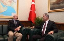 """جيفري يبحث بتركيا تطورات إدلب وقضايا """"الدفاع الإقليمي"""""""