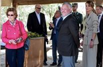 """ملكة النرويج تروي قصتها مع أول """"آيباد"""" أهداه لها ملك الأردن"""