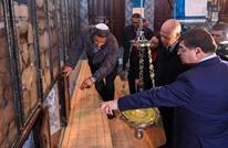 """رئيس تونس في حارة اليهود: """"مواطنون لهم كافة الحقوق"""""""