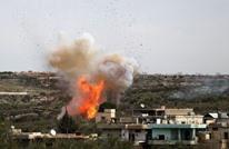مقتل سوري وزوجته بقصف لقوات النظام جنوب إدلب (شاهد)