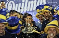 سيناريو مثير.. بوكا ينتزع لقب الدوري الأرجنتيني من ريفر بلايت