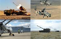 تعرف على الترسانة العسكرية التركية في سوريا (إنفوغراف)