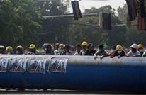 واشنطن تفرض عقوبات على نجلي قائد انقلاب ميانمار.. وتتوعد