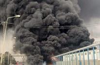 6 قتلى بانفجار صهريج بالمنطقة الصناعية بقابس التونسية