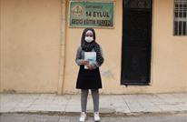 منظمة تركية تحقق حلم طفلة سورية بالمشي على قدمين