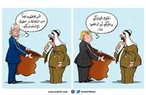 الفرق بين ترامب وبايدن..
