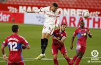 المغربي النصري يقود إشبيلية لفوز ثمين في الليغا