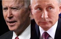 بايدن يهاتف بوتين بشأن التصعيد مع أوكرانيا والهجمات الإلكترونية