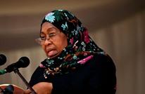 لأول مرة.. رئيسة مسلمة محجبة في أفريقيا
