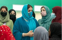 ظهور نادر لزوجة سلطان عمان بمناسبة عيد الأم (شاهد)