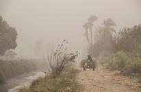 عاصفة رملية وترابية تجتاح بلدانا عربية (شاهد)